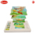 31pcs Multi - layers wood jigsaw puzzle animal growth process creative puzzle