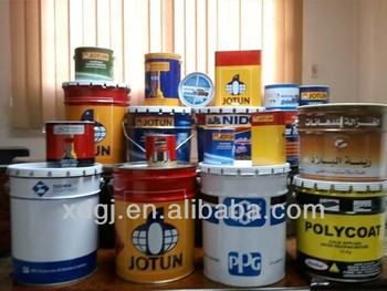 round can manufacturing machine for paint can