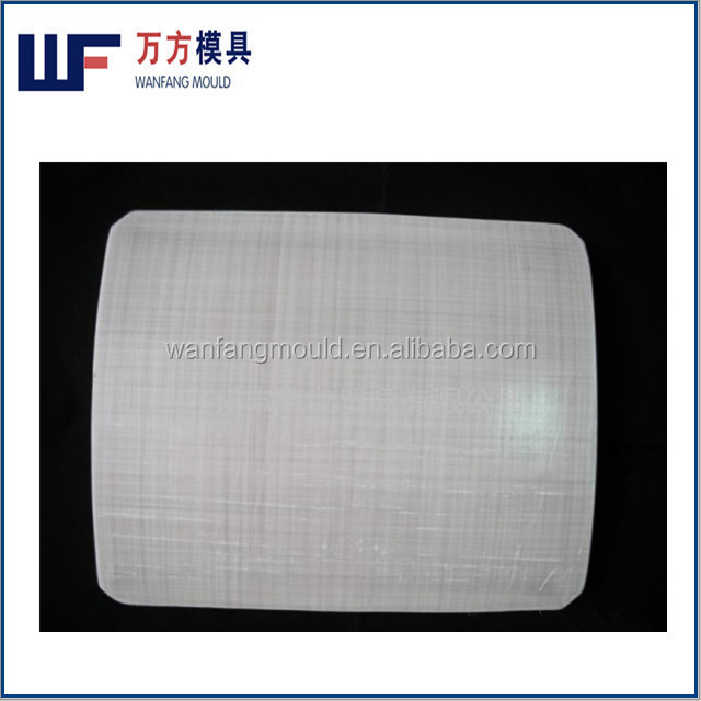 PE body armor back plate mould/China Huangyan