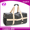 2016 Two Size Small & Large Capacity Oversized Tote Weekend Duffel Bags Shoulder Canvas Travel Bag