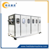 Full automatic thermoforming machine for chocolate tray