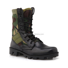 Outdoor camoufalge jungle boots unique winter military boots