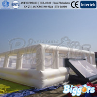 Giant Soap Football Inflatable Water Football Pitch For Sale