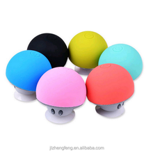 Mushrooms with lantern mini cute USB Small Mushroom Wireless Bluetooth Cartoon Creative Mini Speaker