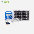 2018 New Product Solar Lighting Kit with Car Charger
