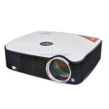 new projector 1080P HD 2500 lumens with 800X600 resolution mini LED projector