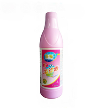 Free sample 600ml bulk liquid bleach for color fabric