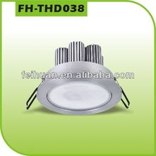 2017 factory direct provide 15w dimmable led lux down light