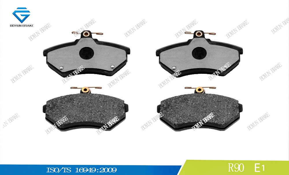 Brake pad for VW D696 357615115A 20168