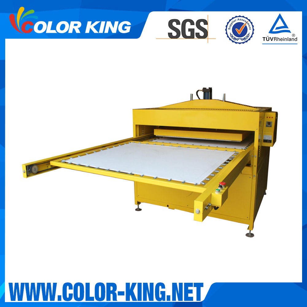 Large Format Flat Automatic Hydraulic Heat Press Machine