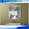 8MM beveled glass pieces cluster bevel toughened glass with ISO9001/SGS/CE certificate