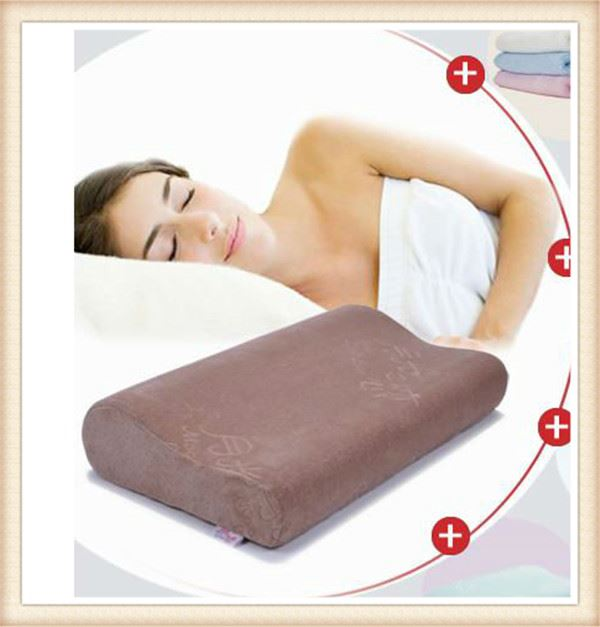 different Shaped Model pillow memory foam