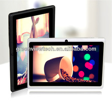 7inch Allwinner A13 Q8 tablet pc