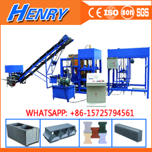 Professional Manufacturer of QT4-20 automatic guangzhou block making machine concrete