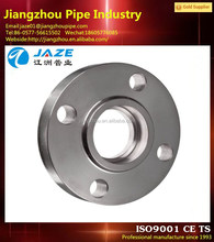 stainless steel ansi class 125 316 flange type so flange