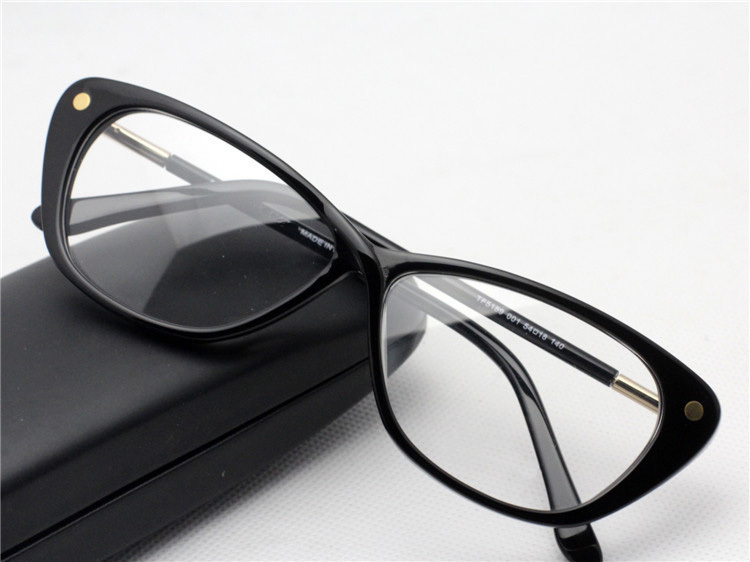 Buy Top Fashion brand designer eyeglasses frame women High Quality ...