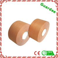 3.8cm*13.7m Professional compare to leukotape tape,quality Rigid Strapping sport tex tape