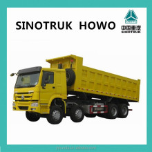 SINOTRUK 12-wheel dump truck 8x4 for sale in dubai