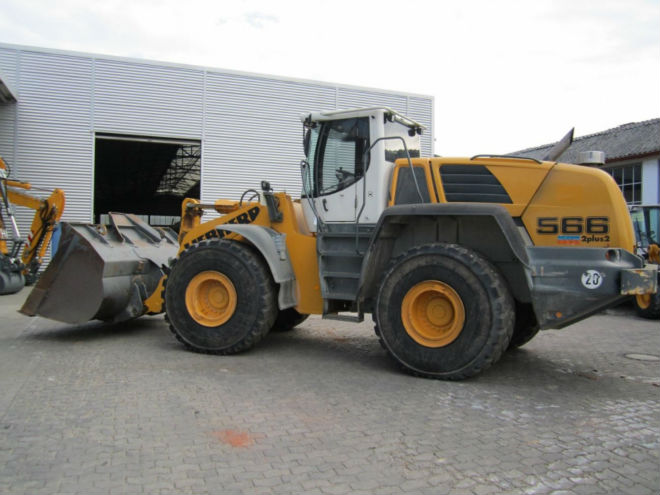 Liebherr L566 2plus2
