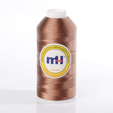 150D/3 100% Trilobal Polyester Embroidery Thread for High-Speed Embroidery