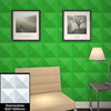 100% recycled textured wall designs 3d embossed wallpapers