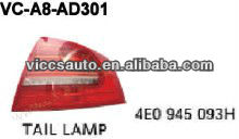 Tail Lamp For Audi A8 09