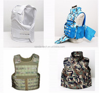 Concealable style bulletproof vest/Anti bullet jacket/bulletproof body armor