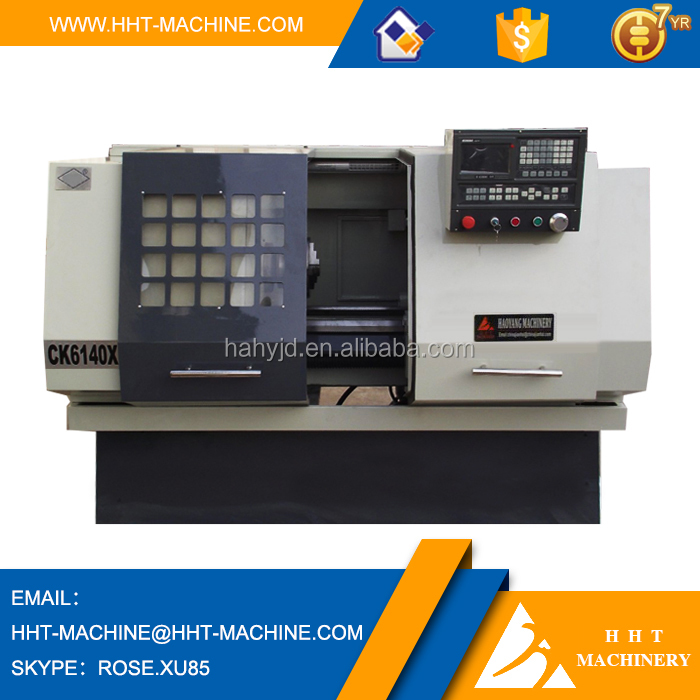 CK6150 High accuracy universal mini china low cost horizontal lathe machine with big discount