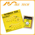 TiltWatch indicator transport tilt sticker for measuring degree & angle