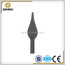 wrought iron forged spearhead,wrought iron spear used for fence and gate