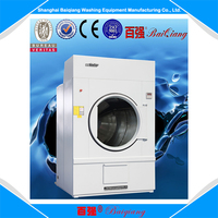 china suppliers 100kg gas clothes dryer garment dry
