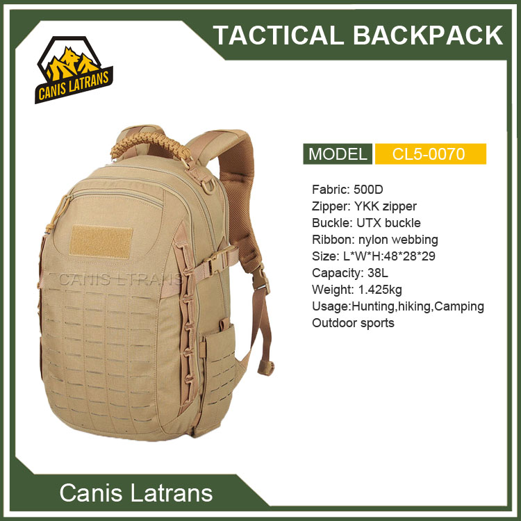 New Style of tactical laptop backpack and military tactical gear for hunting