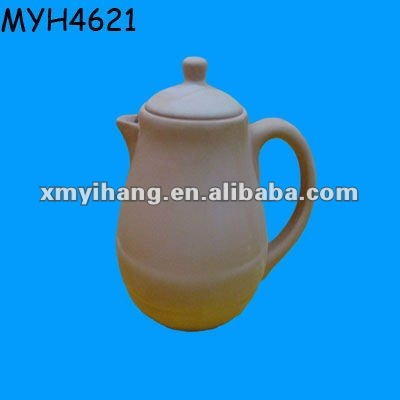 Custom antique terracotta water kettle