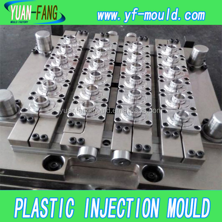 Multi-cavity injection bottle cap mould plastic injection mould