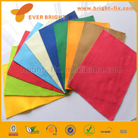 Best price Glitter Non woven polyester felt/100 polyester printed non woven fabric/color non woven felt china factory