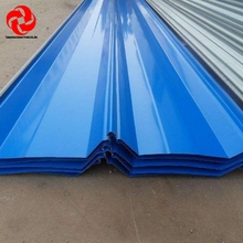 Tangshan supplier high carbon corrugated metal roof from china with low cost
