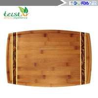 Manufacturers selling health family multi-function bamboo cutting board