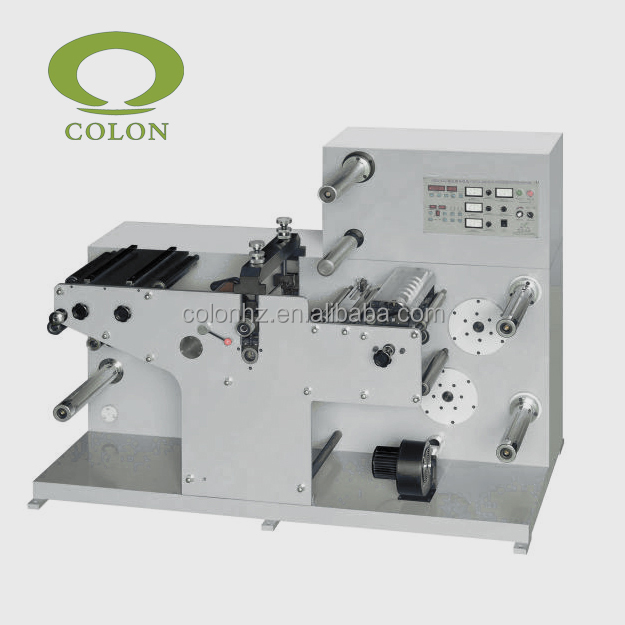 Colon DES320 Small Paper Cup Label Printing Die Cutting And Creasing Machine
