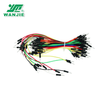 65PCS of 22 AWG Solid Jumper Wires (BBJ-65)