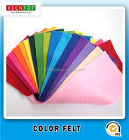 Children DIY Handmade Color Non-woven Fabric Soft Durable Felt Sheets