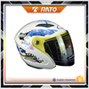 High performance motorcycle half helmet with CE