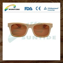Wholesale China Import Top Grade Wood Bamboo Sunglasses For Manufacturer