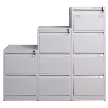 Pigeon hole 3 layer small office document steel file cabinet