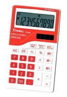 special multi- function electronic 10 digits solar cell calculator