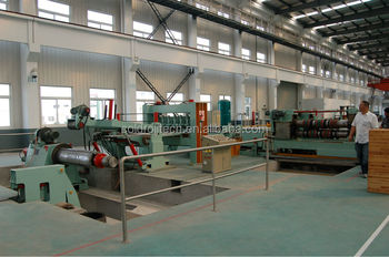 China Famous Brand High Quality Steel coil slitting line