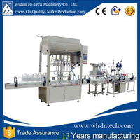 HT-Y2 Automatic rose essential oil filling and capping machine with CE certificate