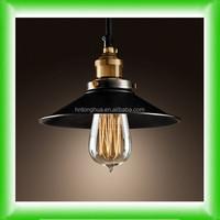 Hanging edison bulb light fixture Vintage Style Industrial lamp fixture
