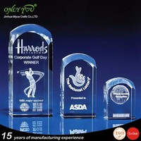 Quartz Crystal 3d Laser For Corporate Gifts