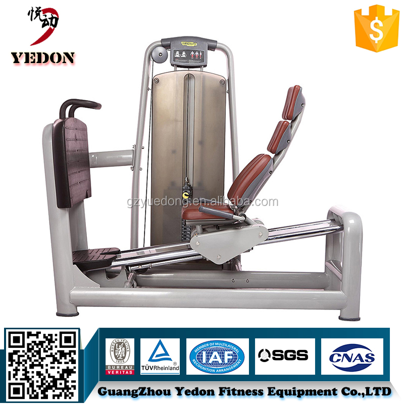 2016 Hot Sale YEDON Gym Machine Leg Exercise Fitness Equipment Guangzhou Factory