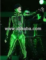LED costume LED robot costumes costumes lumineux.clothing